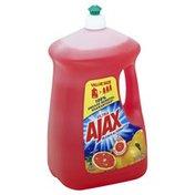 Ajax Dish Liquid, Grapefruit, Bleach Alternative, Value Size