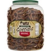 Utz Pretzels Original Specials Sourdough