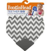 BooginHead Teether Bib, Chev