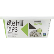 Kite Hill Dips, Dairy Free, Tzatziki