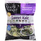 Eat Smart Chopped Salad Kit, Sweet Kale, Family Size