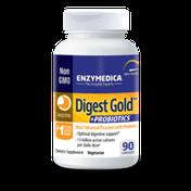 Enzymedica Digest Gold Plus Probiotics Capsules