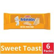 Bimbo Rebanadas Toast with Sweet Cream