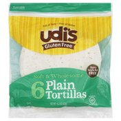 Udi's Plain Tortillas