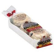 Barowskys English Muffin, 12 Grain, Box