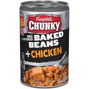 Campbell's BBQ Flavored + Chicken Baked Beans