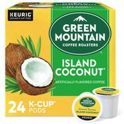 Green Mountain Coffee Roasters Island Coconut K-Cup Pods