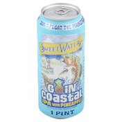 Sweet Water Beer, Goin' Coastal, IPA with Pineapple
