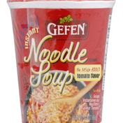 Gefen Noodle Soup, Instant, Tomato Flavor