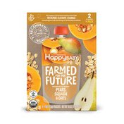 Happy Baby Pears, Squash & Oats