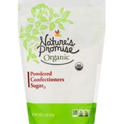Nature's Promise Confectioners Sugar, Powdered