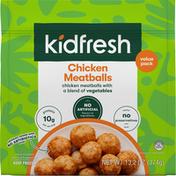 Kidfresh Chicken Meatballs, Value Pack