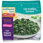 Earthbound Farms Cut Organic Spinach