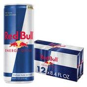 Red Bull Energy Drink oz 12-Pack case