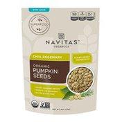 Navitas Pumpkin Seeds, Organic, Chia Rosemary