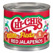 Chi Chi's Foods Wheels Red Jalapenos