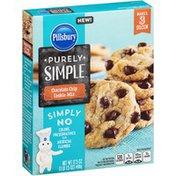 Pillsbury Cookie Mix, Chocolate Chip