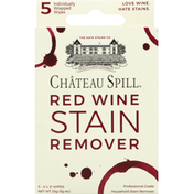 Chateau Spill Stain Remover, Red Wine
