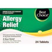 Best Choice 4 Hour Allergy Tablet