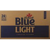 Labatt Beer, Canadian Pilsener, Blue Light