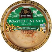 Boar's Head Hummus, Roasted Pine Nut