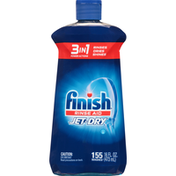 Finish Rinse Aid, 3 in 1