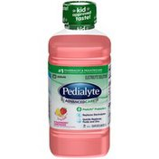 Pedialyte AdvancedCare Electrolyte Solution Strawberry Lemonade Ready-to-Drink
