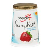 Yoplait Simplait Strawberry