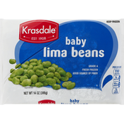 Krasdale Lima Beans, Baby