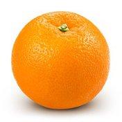 Valencia Oranges in Bag