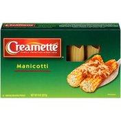 Creamette Manicotti Pasta