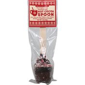 Melville Candy Spoon, Hot Cocoa, Peppermint