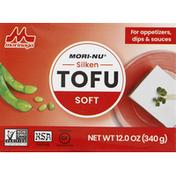 Mori-Nu Tofu, Soft, Silken