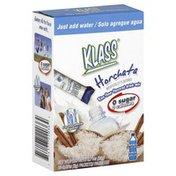 Klass Drink Mix, Rice Flour Flavored, Horchata
