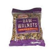 Meijer Raw Walnuts Halves & Pieces