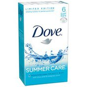 Dove Summer Care Bath Bars