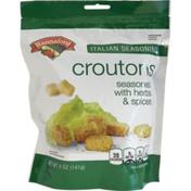 Hannaford Seasoned Croutons