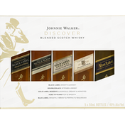 Johnnie Walker Whiskey, Scotch, Blended, Discover