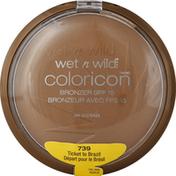 wet n wild Bronzer, SPF 15, Ticket to Brazil 739