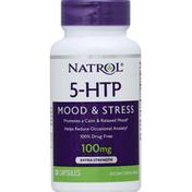 Natrol 5 HTP Dietary Supplement Capsules