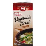 IGA Vegetable Broth