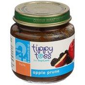 Tippy Toes Apple Prune Baby Food