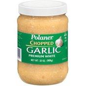 Polaner Chopped Premium White Garlic