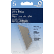 Helping Hand Utility Blades, Replacement