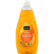 Essential Everyday Dishwashing Liquid, Antibacterial Hand Soap, Orange Scent, Ultra Concentrated