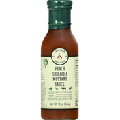 Fischer & Wieser Sauce, Peach Sriracha Mustard