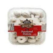 First Street Mini Powdered Donuts