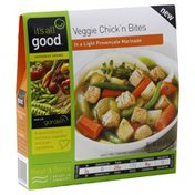 Its All Good Veggie Chick'n Bites, Meat Free