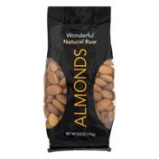 Wonderful Almonds Natural Raw Almonds