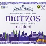 Yehuda Matzo Thins, Unsalted